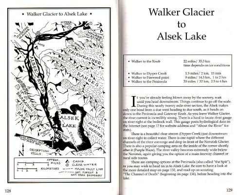 Walker Glacier Overview